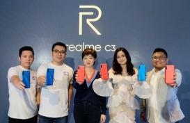 Ponsel Gaming Murah, Realme C3 Resmi Meluncur di Indonesia