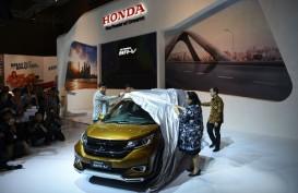 Segmen LSUV Kian Kompetitif, Honda Belum Pastikan Penyegaran BR-V
