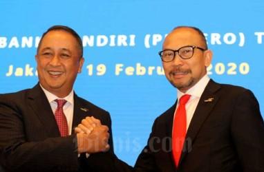 IPO Bank Syariah Mandiri, Pemegang Saham Tunjuk Underwriter