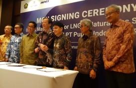 Inpex Teken Kesepakatan Pasokan LNG untuk PLN dan Pupuk Indonesia