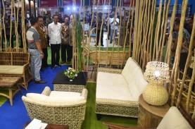 Pameran Furniture dan Kerajinan di DIY Diikuti 300…