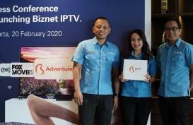 Biznet Luncurkan Biznet IPTV