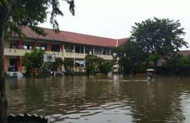 Sekolah Tergenang, Pohon Tumbang Warnai Sejumlah Daerah Jateng