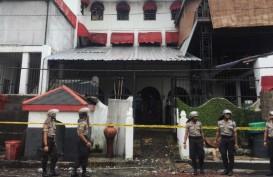Restoran Raminten Terbakar, Kamar Karyawan Ludes