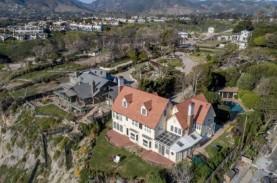 Rumah Mewah Anthony Hopkins di Malibu Dijual US$11,5…