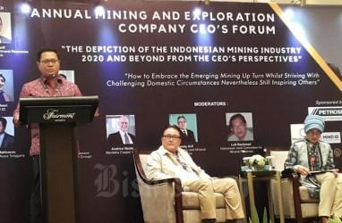 Amman Mineral Optimalkan Peluang di Sektor Tambang