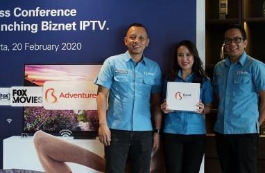 Biznet Luncurkan Biznet IPTV, Hiburan TV Interaktif dengan Resolusi 4K