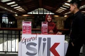 Data Nasabah Dibobol, OJK Rombak Aturan Main SLIK