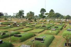 Bukti Ritual Tabur Bunga di Pemakaman Sudah Dilakukan…