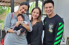 Baim Wong dan Paula Ajak Anak Temui Bunga Citra Lestari