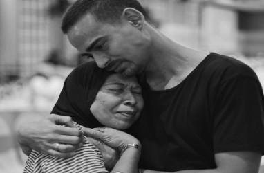 Ibu Ashraf Sinclair : Aku Tak Bisa Menjelaskan Perasaanku Saat Ini