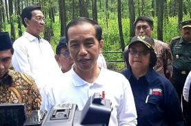 Presiden Jokowi Kaget Kayu Bisa Jadi Kain di Riau