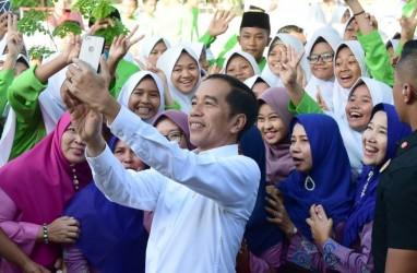 Presiden Resmikan Rehabilitas Madrasah di Pekanbaru