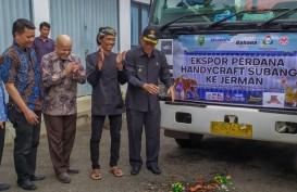 UMKM Binaan DAHANA Ekspor Handicraft ke Jerman