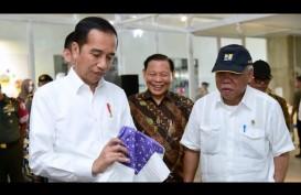 Punya Pabrik Lokal, Jokowi Minta Setop Impor Viscose Rayon