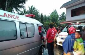 Kegiatan Susur Sungai, 4 Siswa SMPN 1 Turi Sleman Dikabarkan Tewas