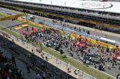 Tes Pramusim F1, Mercedes Jadi yang Tercepat