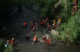 Sembilan Korban Susur Sungai SMPN 1 Turi Ditemukan