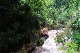 Tragedi Susur Sungai Sempor, Dua Siswa SMPN 1 Turi…
