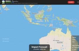 Prakiraan Hujan Lebat di Indonesia, Jakarta Waspada Hingga Besok