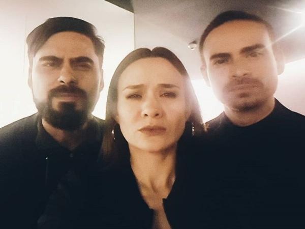 Adam Sinclair, Aishah Sinclair dan Ashraf Sinclair - instagram