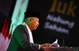 Wapres Jadi Ketua Harian KNEKS, Ini 4 Fokus Ekonomi Syariah