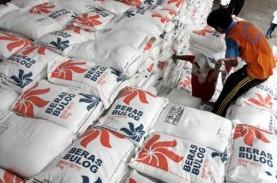 STOK BANTUAN PANGAN NONTUNAI : Serapan Beras Premium…