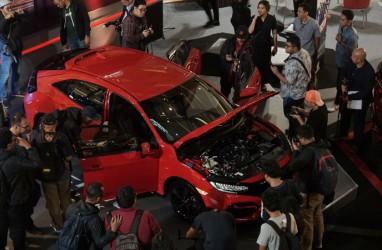 Begini Rasanya Menjajal New Honda Civic Hatchback RS