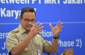 Efek Jakarta Banjir Buat Elektabilitas Anies Baswedan Melorot ke Nomor 4