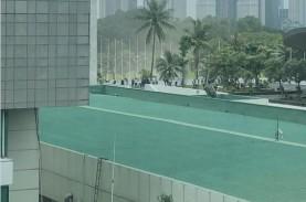 Kebakaran Gedung DPR, 11 Unit Damkar Diterjunkan