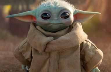 Mainan Baby Yoda Ludes Terjual dalam Sehari