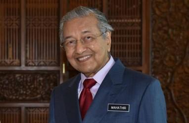 Mahathir Mohamad Resmi Kirim Surat Mundur ke Raja Malaysia