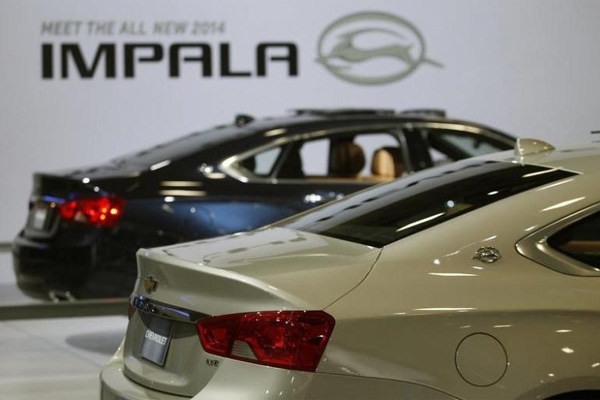 Chevrolet Impala.  - REUTERS