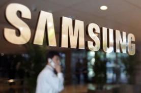 Karyawan Smartphone Terinfeksi, Saham Samsung Electronics…