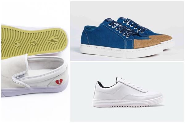 Sneakers lokal, dari Saint Barkley, Pijak Bumi, dan Nah Projects - Bisnis/repro