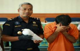 Bea Cukai Ngurah Rai Gagalkan Penyelundupan 10.008 Bayi Lobster