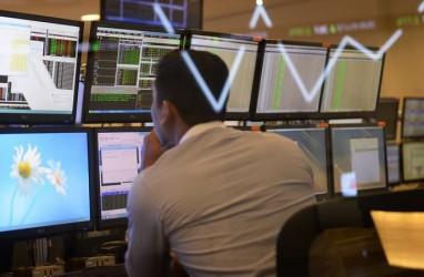 Investor Asing Catat Net Sell Rp505,45 Miliar di Awal Pekan