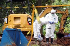 Ditemukan Lagi Sampah Radioaktif di Serpong, Lokasinya…