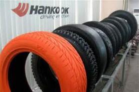 Hankook Tire Pacu Produksi Ban Premium