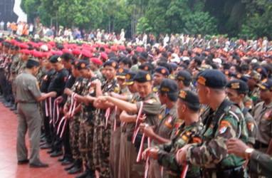 Moeldoko: Banser Layak Jadi Pasukan Cadangan Perang, Tinggal Dilatih Senjata