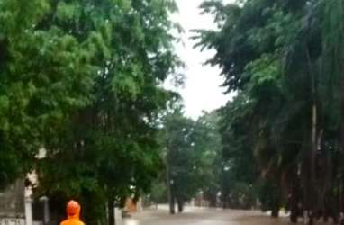 Banjir Jakarta, 98 Titik Tergenang Air