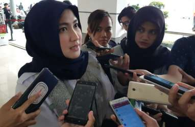 Empat Jalur Rel di Jakarta Terdampak Banjir
