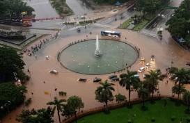 Foto-Foto Jakarta Banjir 25 Februari 2020