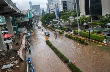 BNPB Gelar Operasi Penanganan Banjir Jabodetabek