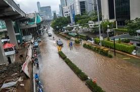 Pantau Lokai Rawan Banjir di Jakarta Lewat CCTV