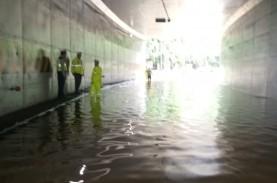 Ini Perkembangan Terbaru Genangan Banjir di Tol Wiyoto…