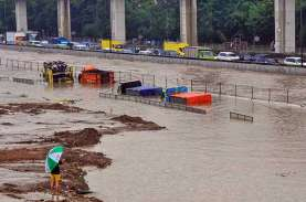 Penyebab Jakarta Banjir 25 Februari 2020