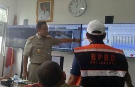 Lebih 200 RW Terdampak Banjir Jakarta 25 Februari