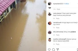 Rumah Roy Marten di Kebanjiran lagi, Empat Kali dalam 2 Bulan