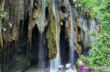 Probolinggo Bakal Kembangkan Destinasi Air Terjun Bidadari